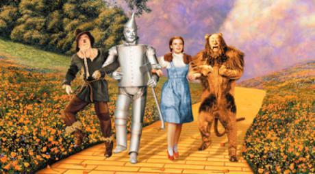 El Mago de Oz, sesión especial del Cineclub Chaplin