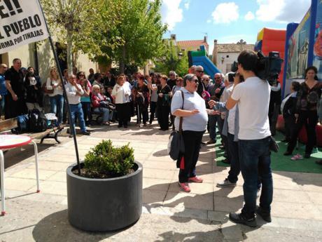 Los tinajeros volverán a manifestarse el 16 de agosto para pedir que se alejen las nuevas macrogranjas avícolas del municipio