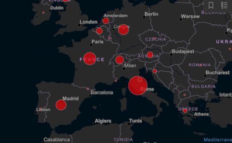 Varios centros educativos suspenden los intercambios a Francia e Italia por el coronavirus