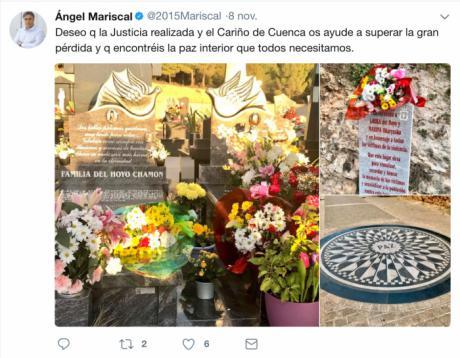 Mariscal confía que la condena a Sergio Morate ayude a las familias de Marina y Laura