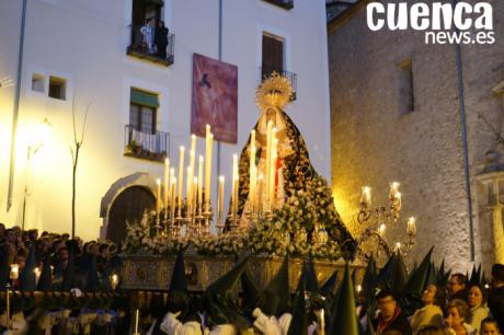 La V. H. de María Santísima de la Esperanza celebra este fin de semana los Solemnes Cultos a su Titular