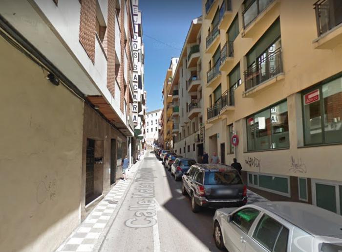 La calle Mateo Miguel Ayllón permanecerá cortada al tráfico por obras desde el 14 al 18 de enero entre las 8 y las 20 horas