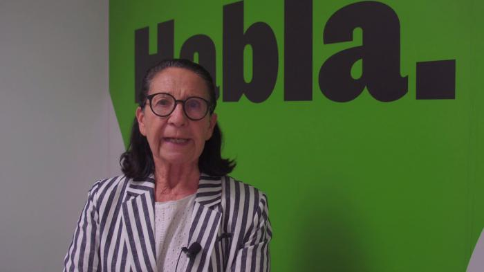 La conquense Mazaly Aguilar, vicepresidenta de Agricultura en el Parlamento Europeo
