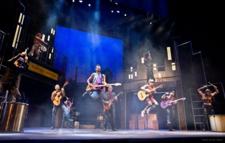 El espectáculo Rumba! llega este jueves al Teatro-Auditorio