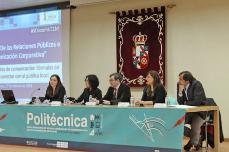 La sexta edición de DircomUCLM abordará en Cuenca la comunicación de los Objetivos de Desarrollo Sostenible