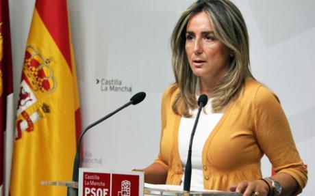 Milagros Tolón, alcaldesa de Toledo, en aislamiento domiciliario