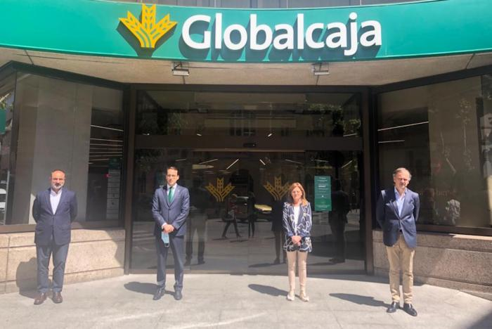 Globalcaja se suma al homenaje a los fallecidos por la Covid-19
