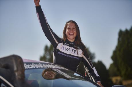 Avatel llega al Rally TT Cuenca con el eléctrico en pista y la conquense Mónica Plaza y Villanueva luchando el podio