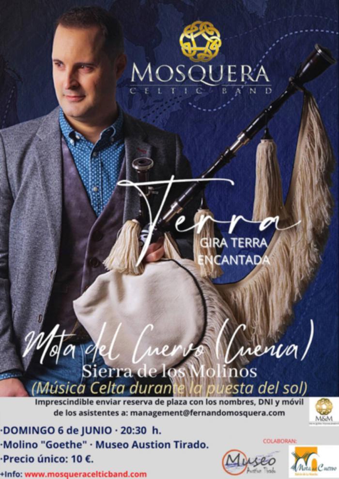 El próximo fin de semana arte, música y tradición inundarán los molinos de Mota del Cuervo.