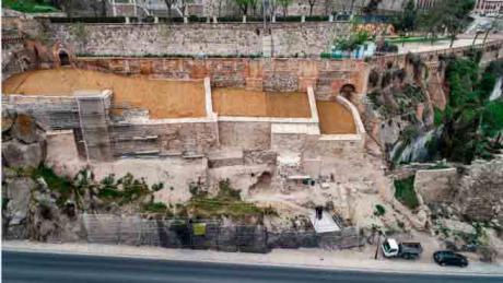 La muralla omeya de Toledo pertenece al Al-Hizan que construyó Abderramán III