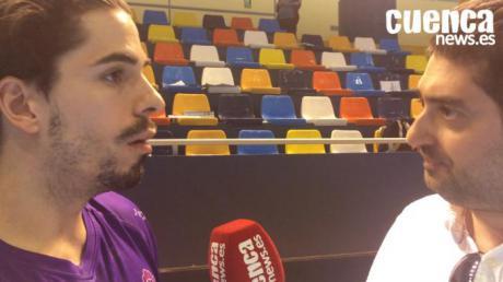 El Liberbank Cuenca oficializa un secreto a voces: Nacho Moya vuelve a casa