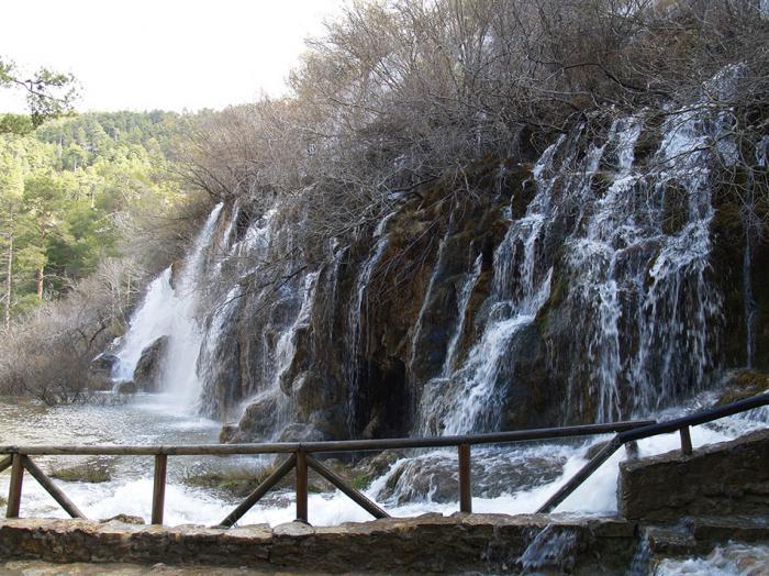 Visitas guiadas gratuitas al Nacimiento del Río Cuervo durante los fines de semana de agosto