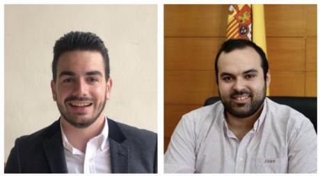 Luis Ángel Gómez y José Luis Zapata se incorporan a la Dirección Regional de NNGG CLM