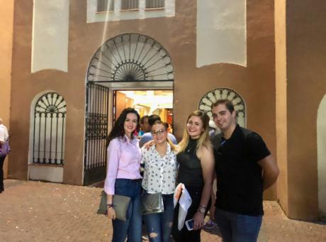 NNGG CLM participa en los festejos taurinos de la Feria y Fiestas de San Julián en Cuenca