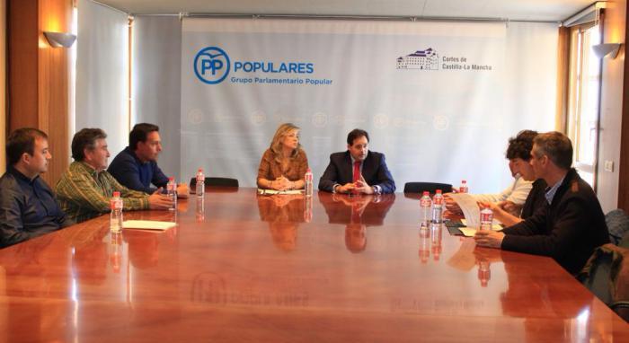 Núñez recuerda que el PP de Castilla-La Mancha siempre ha estado comprometido con la agricultura ecológica, que impulsará con firmeza y decisión desde el Gobierno