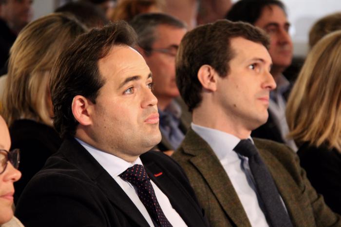 Núñez asegura que el PP es el único partido capaz de garantizar una Castilla-La Mancha de prosperidad y bienestar dentro de una España fuerte y unida