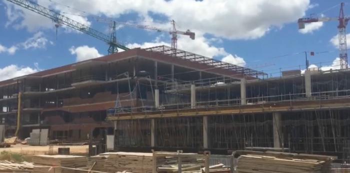 García-Page visita las obras del nuevo Hospital de Cuenca e inaugura la planta de biomasa de SunWood en Mohorte