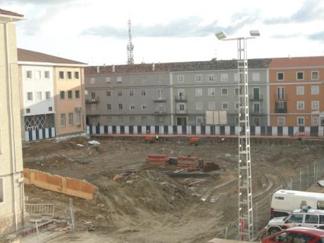 IU presenta alegaciones al estudio de viabilidad del parking de Astrana Marín