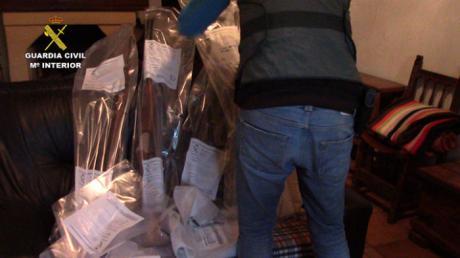 La Guardia Civil ha detenido a los autores de un secuestro cometido en la localidad de Mora