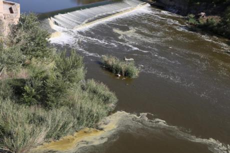 Castilla-La Mancha exige al Gobierno de España un río Tajo limpio y con caudal suficiente a su paso por Toledo