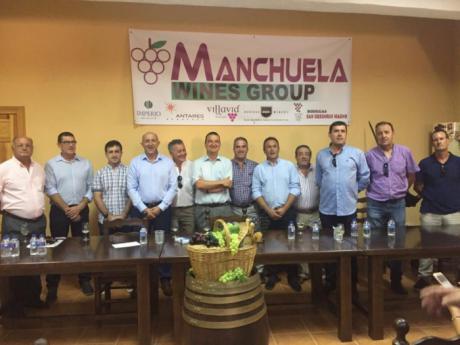 Cooperativas de las provincias de Cuenca y de Albacete constituyen la 'Manchuela Wine Group'