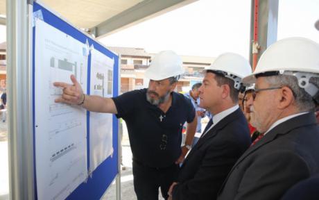 Este lunes se publica la licitación de cinco obras previstas en el Plan Regional de Infraestructuras Educativas