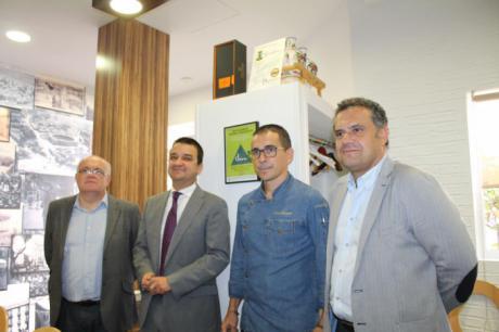 César Lumbreras, Adolfo Muñoz y Andrés Iniesta serán reconocidos en Toledo como embajadores de la Dieta Mediterránea