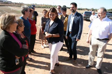 """El Gobierno regional califica de """"inaceptables"""" las palabras de la ministra García Tejerina y sostiene que todo el agua que sale de una cuenca para ir a otra es un trasvase"""