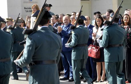 La Guardia Civil celebra el Día de su Patrona