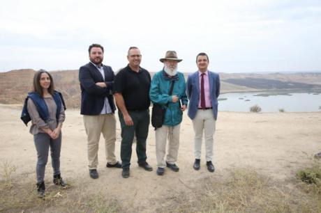 Castilla-La Mancha reclama la preservación del caudal ecológico del Tajo desde 'Las Barrancas'