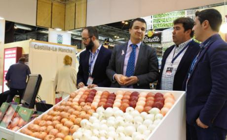 Castilla-La Mancha destina un millón de euros para impulsar la promoción de su sector agroalimentario en ferias nacionales