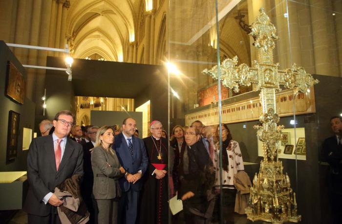 La Catedral de Toledo acoge la exposición 'Cisneros. Arquetipo de Virtudes-Espejo de Prelados'