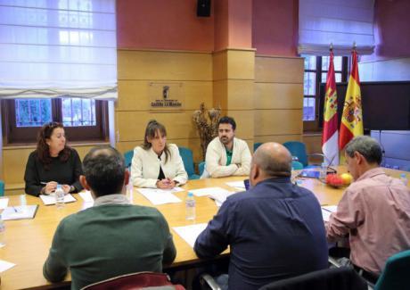 Los agentes sociales se integran en la Mesa de Participación Ciudadana