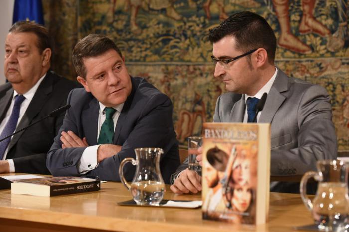 """García-Page expresa su deseo de que en las elecciones catalanas del próximo 21-D triunfe """"la lógica de las mayorías"""""""