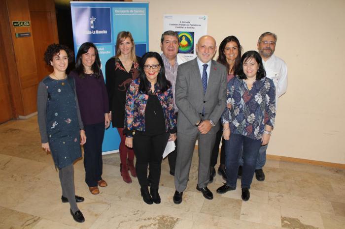 La Junta destaca el carácter humano y multidisciplinar de los cuidados paliativos