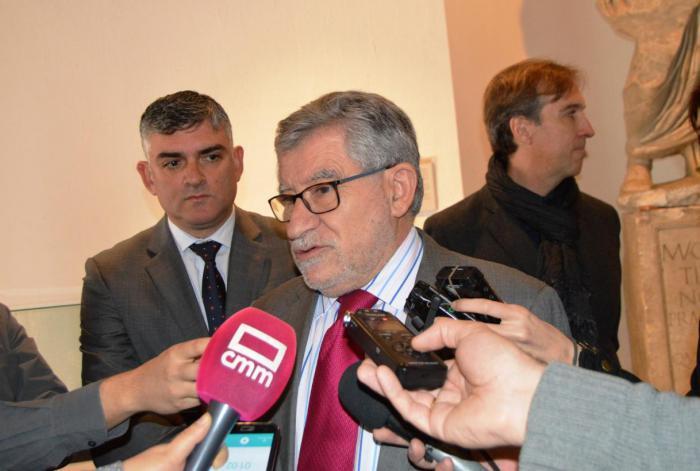 Felpeto afirma que la Junta trabaja para 'relanzar' el contrato-programa con UCLM