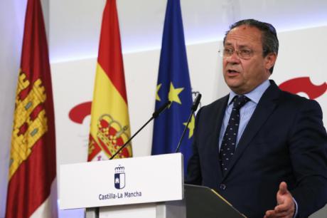 El déficit de Castilla-La Mancha en septiembre es menos de la mitad del objetivo para todo el año