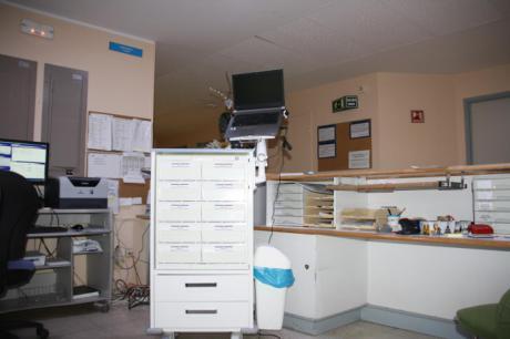 Se modernizan los carros de dispensación farmacológica del Hospital Virgen de la Luz