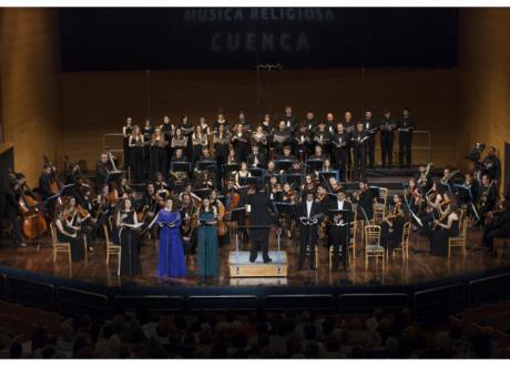 La Academia de la Semana de Música Religiosa inicia en Cuenca el ciclo de conciertos por Castilla-La Mancha