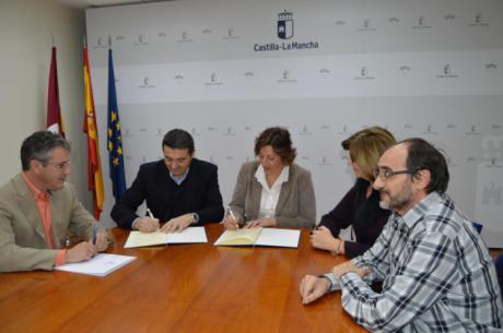 La Fundación Laboral de la Construcción se adhiere al Acuerdo Estratégico de Prevención de Riesgos Laborales de Castilla-La Mancha