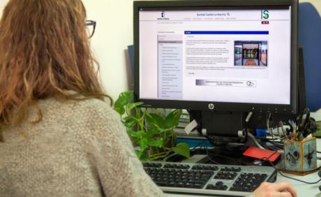 El Gobierno regional habilita un nuevo espacio web sobre recursos y prevención de adicciones