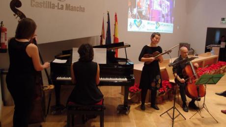 El proyecto de Humanización 'En clave de Hospital' cierra un año de actividad con 30 conciertos y más de 100 músicos voluntarios