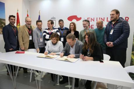 FITUR 2018   Firmados tres acuerdos de co-marketing para la difusión y promoción del turismo regional