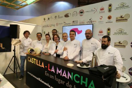 FITUR 2018 | Castilla-La Mancha conquista a turistas de todo el mundo por su gastronomía gracias a la calidad diferenciada en la alta cocina