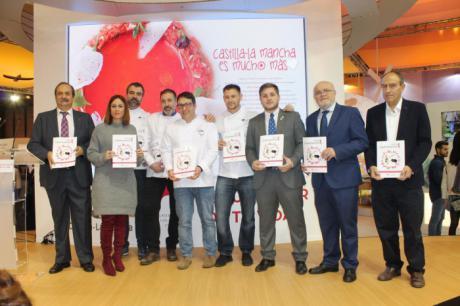 FITUR 2018   Castilla-La Mancha considera que la Comunidad Autónoma es un destino turístico gastronómico de primer orden