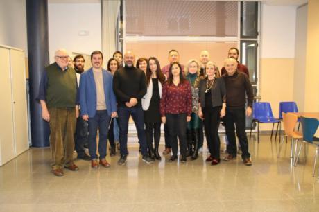 Encuentro con las entidades participantes en el borrador de la Ley de Participación Ciudadana
