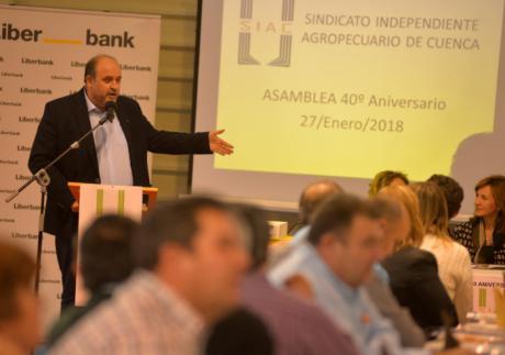 Martínez Guijarro pide el apoyo de las organizaciones agrarias para negociar la PAC