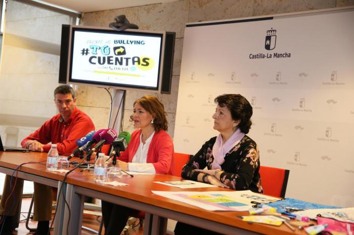 El programa #TúCuentas contra el acoso y ciberacoso incorpora un chat de atención a menores