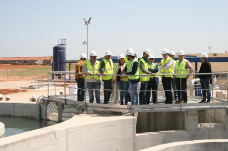 La Junta pondrá en marcha el próximo verano el grupo de depuración de Sisante, Casas de Benítez y Pozoamargo invirtiendo más de 11,3 millones de euros