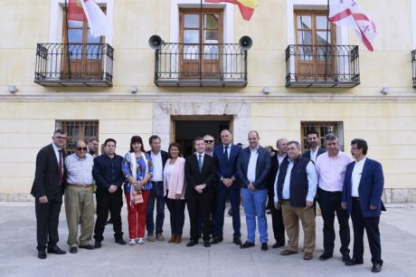 """García-Page considera """"absurdo"""" plantear un Pacto Nacional del Agua """"si no se quieren cambiar las cosas"""""""